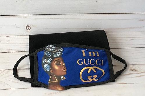 I'm Gucci Mask