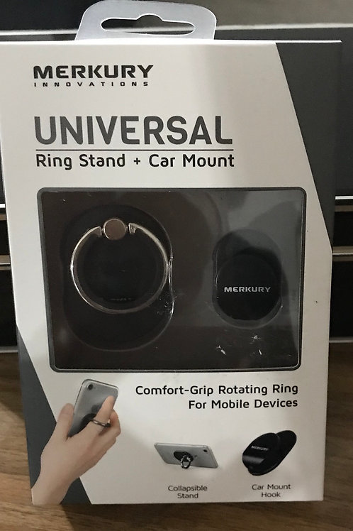 Mobile Car Mount w/Ring stand