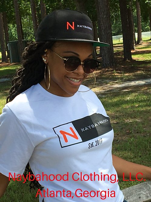 Naybahood Gear Set(T-Shirt & Hat)
