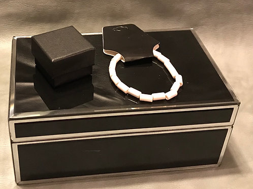 Ivory Noodle Bracelet
