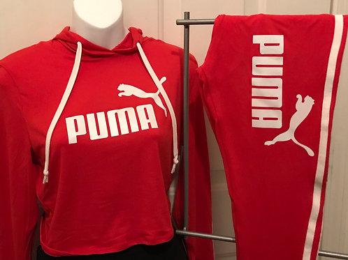 Puma Legging Set