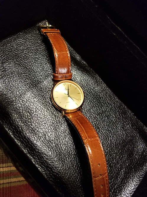 Watch (Brown Leather Band)