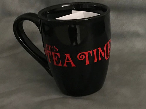 It's Tea Time Ceramic Mug