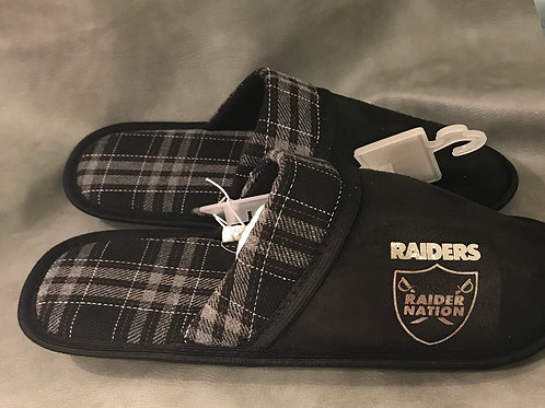 Team Men's Slippers (size 9-10)