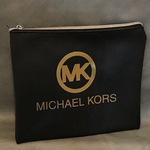 Vinyl Make Up Bag (9.5 x 8)