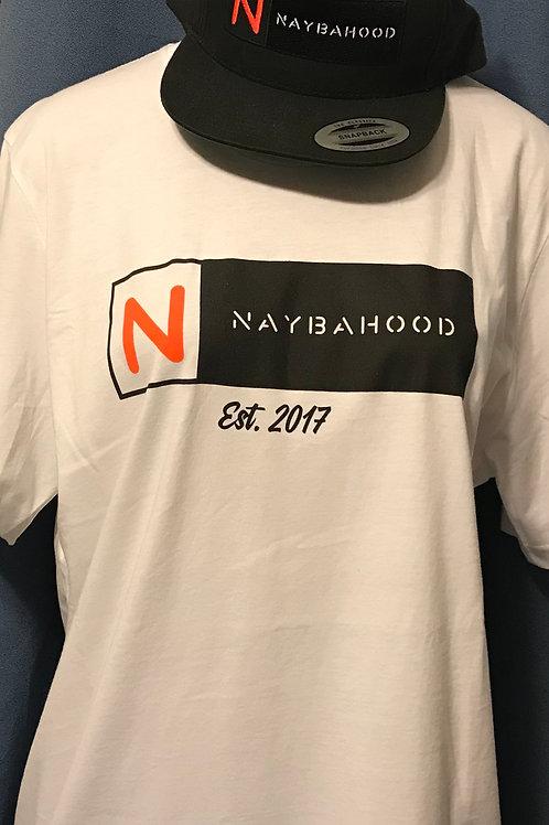 Naybahood T-Shirt Short Sleeve