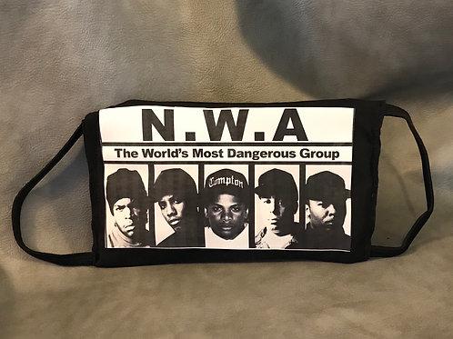 NWA Custom Mask