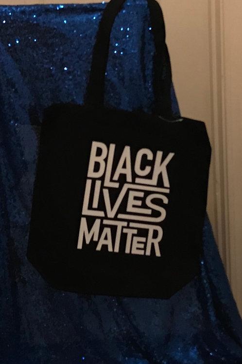 Black Lives Matter Tote Bag