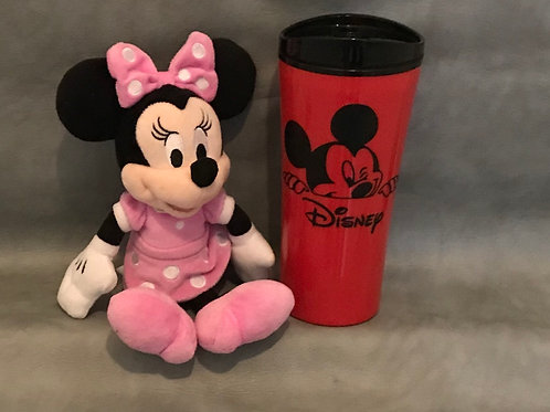 Mickey Tumbler( Minnie NOT included)