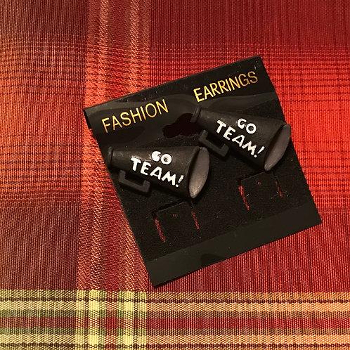 Megaphone Earrings