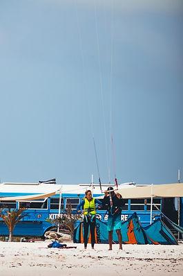 Beginners Lesson, Kiteschool Bonaire - Kiteboarding Bonaire - Bonaire Kiteschool - Kitesurfing