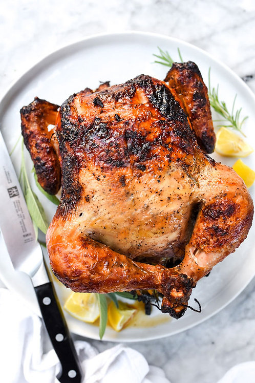 Farm to Table Sunday Dinner! Roasted Chicken