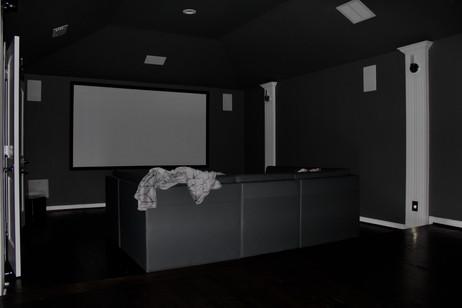 Modern Luxury Home Theater