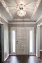 Transitional Elegance Entry