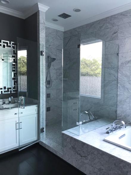 Modern Elegance Master Bathroom