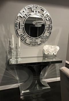 Mirrors & Crystal