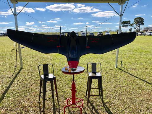 A Nuvem UAV marcou presença na Aviashow
