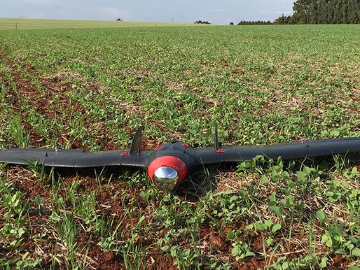 Dez usos do drone na agricultura