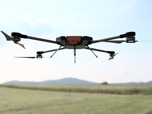 Controle biológico com drone: como funciona?