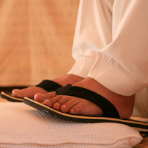 guru's feet