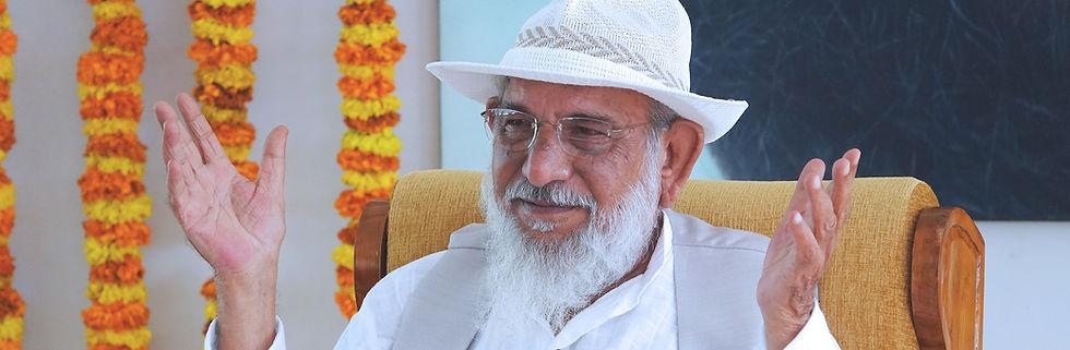 a spiritual master in south india