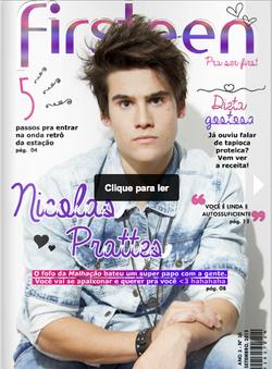 Revista First Teen 2015