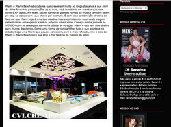 Coluna Revista Mensch