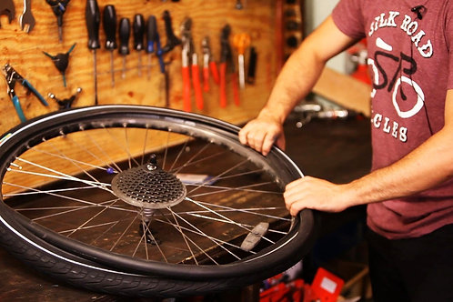 Flat Tyre Fix - all wheel sizes
