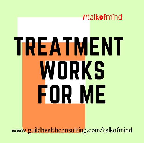 Treatment works!