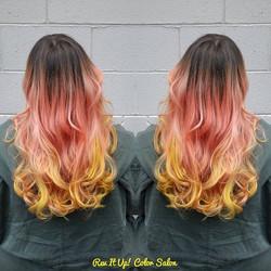 🍑🍑🍋🍋🍋🍉🍉🍊🍊🍓🍓_Sherbert, Mermaid,Pink Lemonade hair on my darling _lolaisajewel_Come play (7