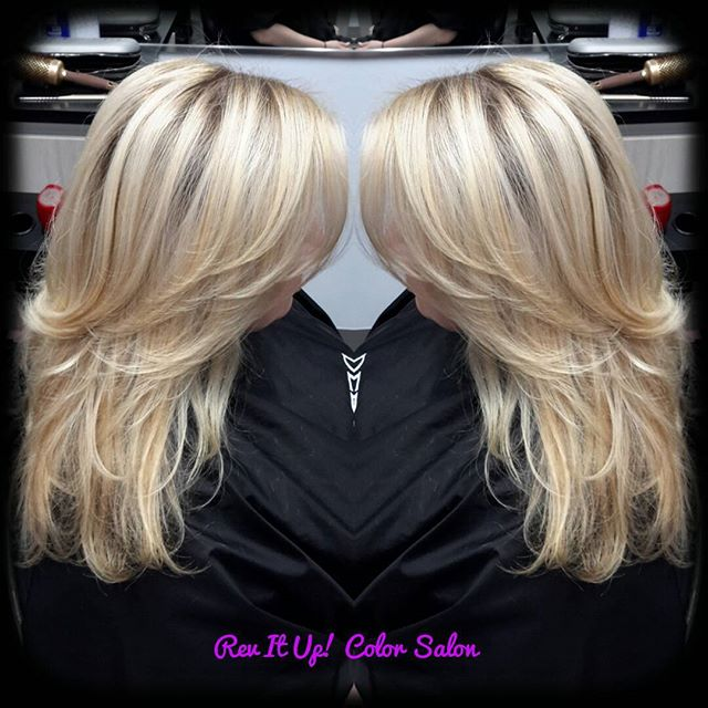 #Upto7  #babylights #shadowedroot #redkenready #redkencolorcertified #modernsalon #09P #09nb # #pinw