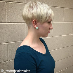 Summer change to a nice platinum blonde _3 _cats.furrr