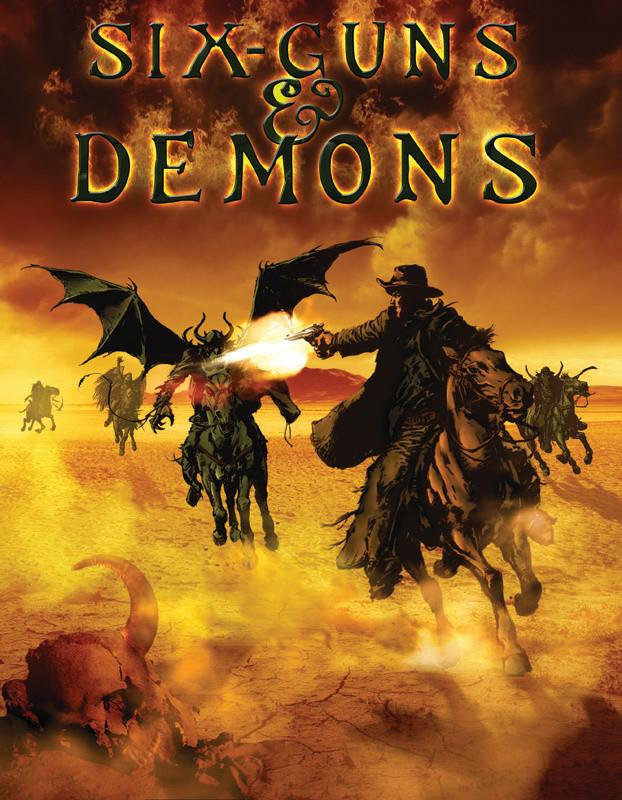 Six-Guns & Demons