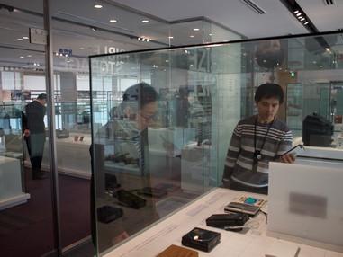 「大人の遠足」ソニー歴史資料館