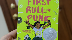 BOOK CLUB KIT: The First Rule of Punk