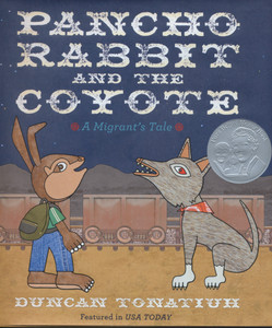 Pancho Rabbit and the Coyote b
