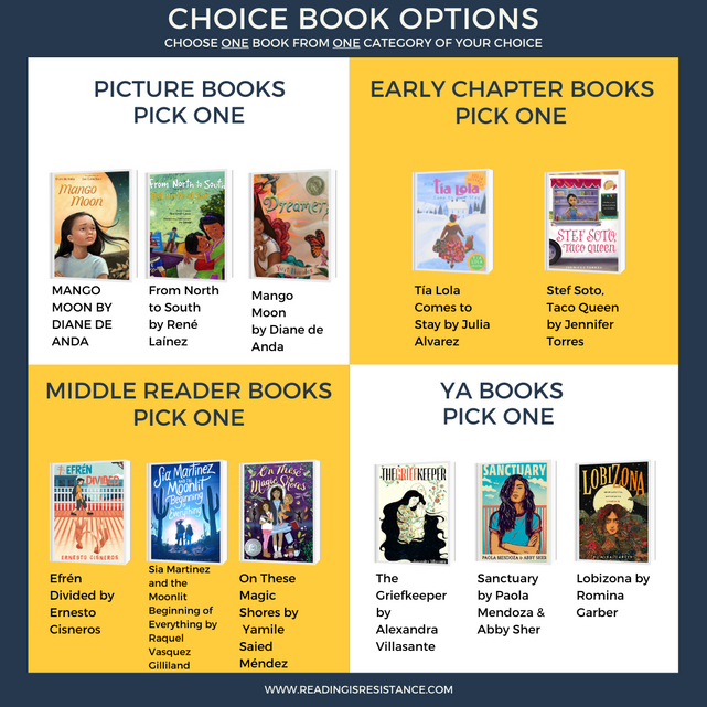 Pick Your Book!