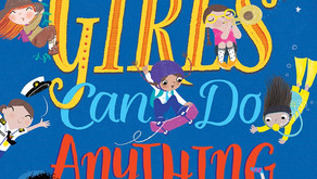 Girls Can Do Anything by Caryl Hart and Ali Pye