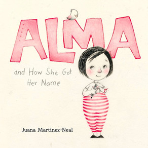 BOOK REVIEW by Sierra Kling: Alma and How She Got Her Name