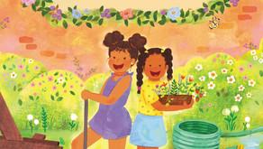 Kamala and Maya's Big Idea by Meena Harris and Ana Ramírez González