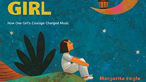 Drum Dream Girl by Margarita Engle and Rafael Lopez