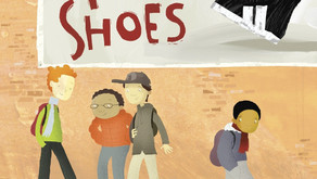 Those Shoes by Maribeth Boelts and Noah Z. Jones