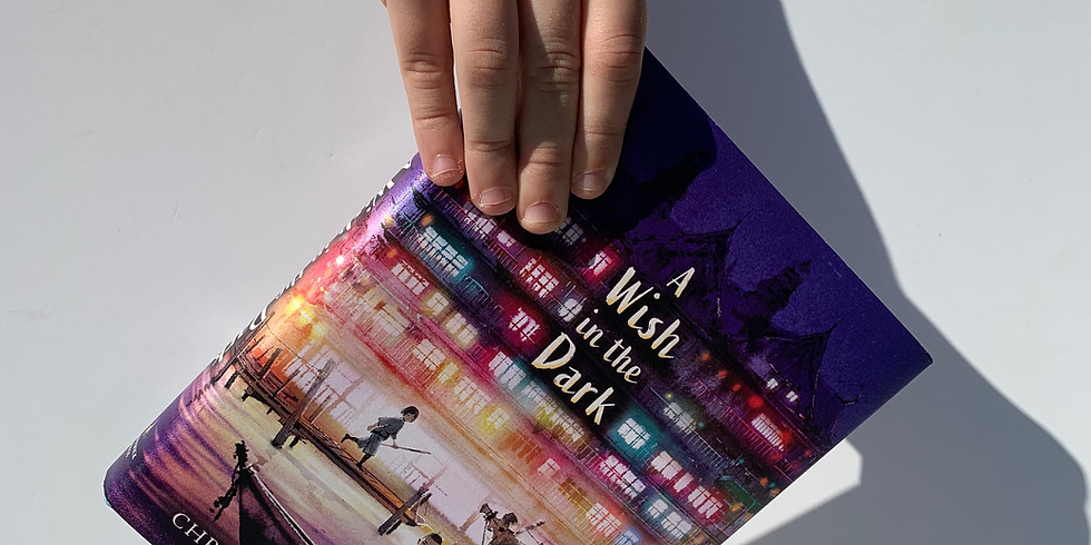 August Book Club: Middle Reader