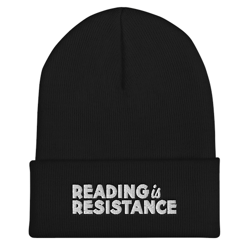 Reading is Resistance Beanie