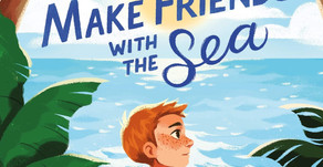 How to Make Friends with the Sea by Tanya Guerrero