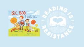 Big Bob, Little Bob by James Howe