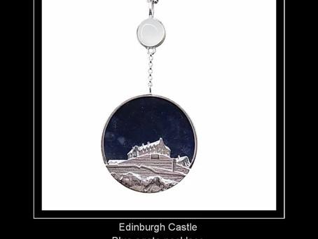 Edinburgh Castle and Castle Rock