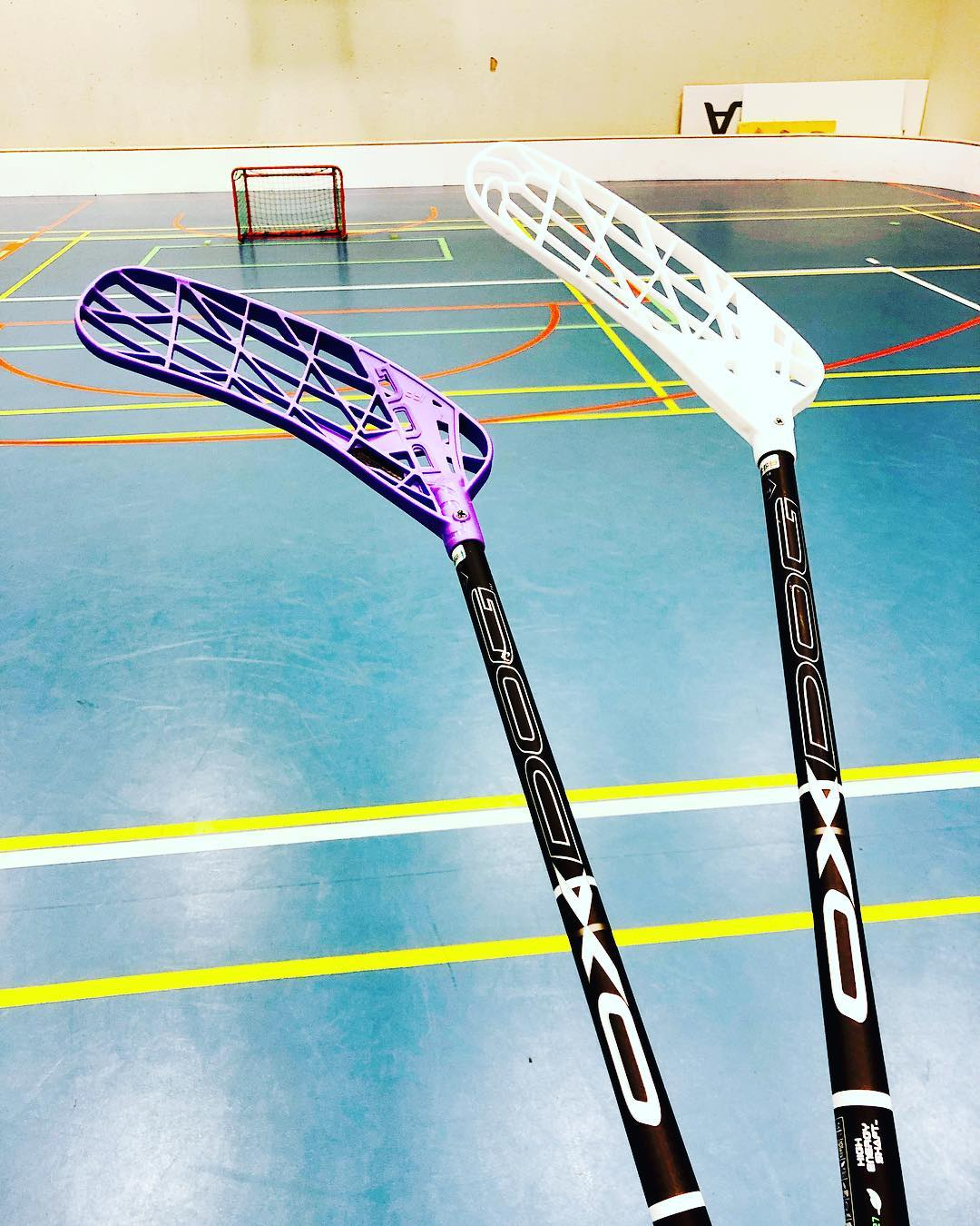 Floorballsticks