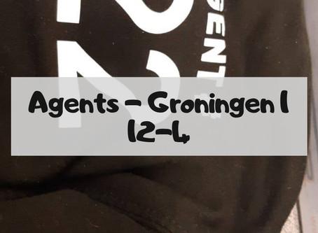 BREAKING News: Agents reach final after 12-4 win against UFC Groningen