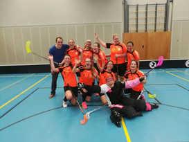 Ladies team 17/18